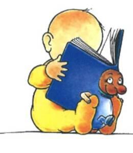 bébé lecteur à la bibliothèque de Saint Michel le Cloucq à 10h00
